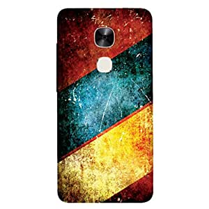 GripIt Grunge Printed Casefor LeEco Le Max 2