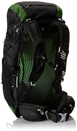 Osprey Exos 38 Hiking Backpack Schwarz