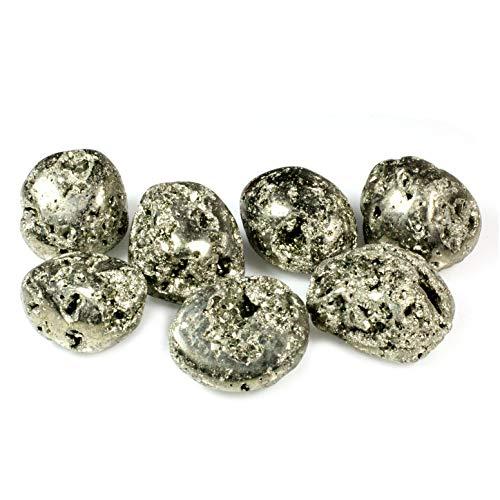 Crystalage pirite tumble stone (25-30mm)