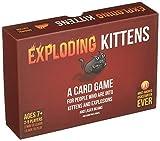 Explodierendes Kätzchen-Kartenspiel