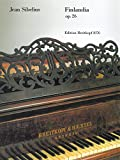 Finlandia Op.26, Fassung F. Klavier V. Komponisten Piano