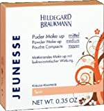 Hildegard Braukmann Jeunesse Puder Make up mittel, Powder Make Up Medium, 10 g