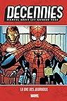 Décennies: Marvel dans les années 2000 - La une des journaux par Cassaday
