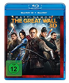 The Great Wall (+ Blu-ray)