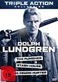 Dolph Lundgren Triple Action Collection [3 DVDs]