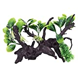 #4: Jainsons Pet Products Aquarium Decoration Artificial Plant With Natural Looking