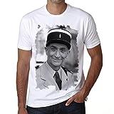One in the City Louis de Funes, t Shirt Homme, t Shirt pour Homme