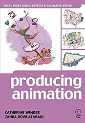 [(Producing Animation)] [By (author) Catherine Winder ] published on (July, 2001)