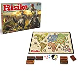 Hasbro Gaming B7404100 - Risiko Strategie-Brettspiel