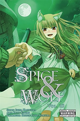 Spice And Wolf: Vol 10 - Manga