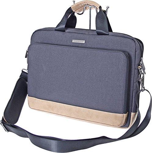 Messenger Bag Ausweistasche DokumententascheAirlinebag Herren Tasche Umhängetasche Damen Messenger bag Schultertasche Handtasche Reise Tasche Schultasche Business Bag (Aktentasche Louis Vuitton Leder Aus)
