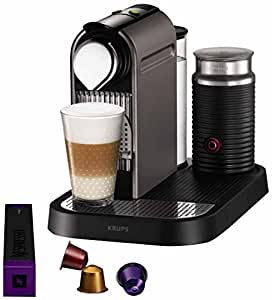 Krups YY1472FD Nespresso Citiz and Milk (ancien modèle)