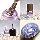 Born Pretty Holographic Holo Glitter Nagellack Lack Hologram Effect 8 #