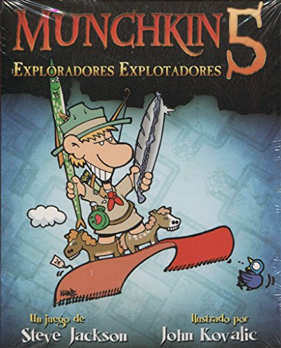 Munchkin Exploradores Explotadores (Edge Entertainment MU05)