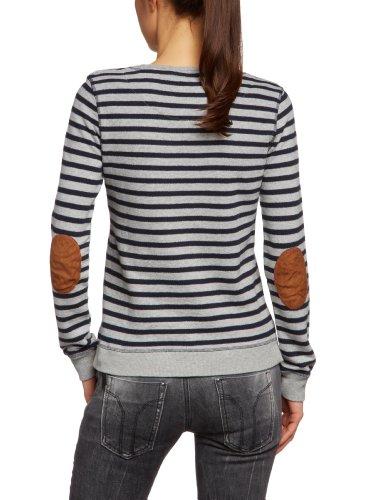Pepe Jeans - T-Shirt - Femme Gris (Grey Marl)