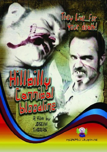 Hillbilly Cannibal Bloodline by Jessica Anderson
