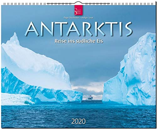 Antarktis: Original Stürtz-Kalender 2020 - Großformat-Kalender 60 x 48 cm
