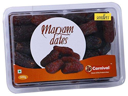 Seedless Maryam Dates 500g