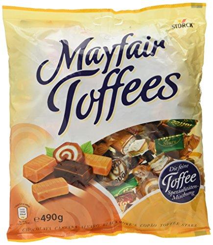 Storck Mayfair Toffees, 490 g