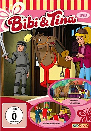 Bild von Bibi und Tina - Amadeus verliebt sich/ Das Mittelalterfest