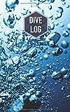 Dive Log: Das Tauchlogbuch für 100 Tauchgänge