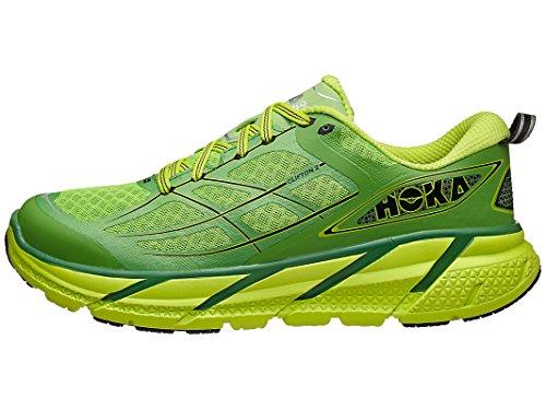 HOKA ONE ONE CLIFTON 2 VERTE Chaussures de running - vert