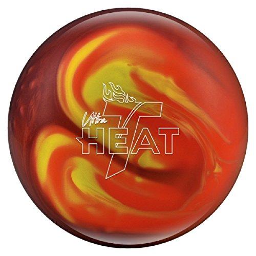 Track Heat Serie Reaktiv Mid Performance Bowling-Bälle Bowling-Kugel für Männer und Frauen alle Gewichte alle Bälle (Ultra Heat, 14 LBS)