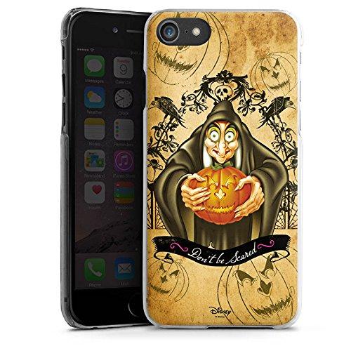 Apple iPhone X Silikon Hülle Case Schutzhülle Disney Schneewittchen Hexe Geschenke Hard Case transparent