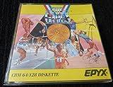 The Games : Summer Edition C64 Epyx Commodore 64 Retro 64er Spiel Summer Games Style Sportspiel