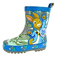Lora Dora Beatrix Potter Peter Rabbit Boys Wellington Boots Rain Snow Wellies