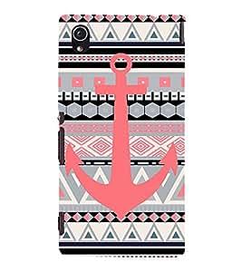 Anker Wallpaper 3D Hard Polycarbonate Designer Back Case Cover for Sony Xperia M4 Aqua :: Sony Xperia M4 Aqua Dual