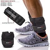 1,5kg, 2,5kg, 5kg Handgelenk Knöchel Gewichte Übung Fitness Gym Widerstand Krafttraining Gewichte, entfernen können Gewichte