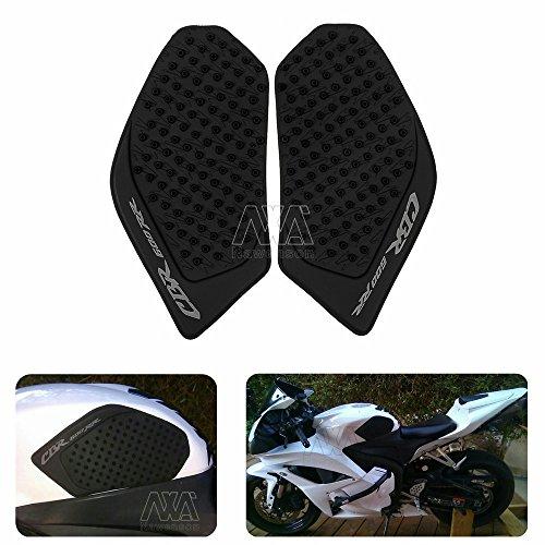 r 3M Motorrad Tank Traction Pad Seite Knie Grip Displayschutzfolie für Honda CBR600RR 2003–2006 (Motorrad Tank Pads)