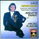 Lalo: Symphonie Espagnole / Violinkonzert