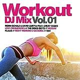 """Afficher """"Workout dj mix, vol. 1"""""""