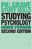Studying Psychology (Palgrave Study Skills)