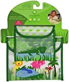 green sprouts 2 Count Safari Sandwich and Snack Bag, Green Alligator by green sprouts