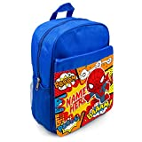 Best Spider-Man Book Bags For Boys - Personalised School Bag Spiderman Superhero KS127 Boys Backpack Review