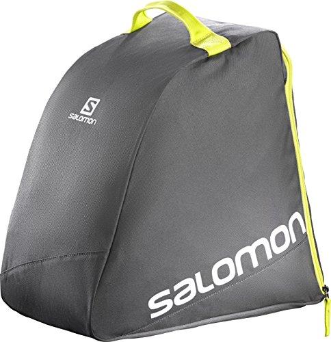 Salomon, ORIGINAL BOOTBAG, Sac à chaussures de ski (32 L), 39 x 23 x 38 cm, Gris, L38296300