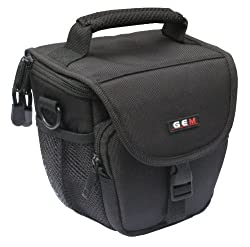 Gem Compact Easy Access Camera Case For Panasonic Lumix Dc-fz80, Dc-fz82 - Weather Cover Included