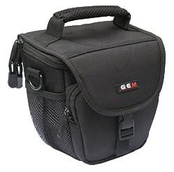 Gem Compact Easy Access Camera Case For Sony Cyber-shot Dsc-h200, Dsc-hx300