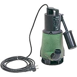 DAB FEKA 600M-A-Pompe submersible avec flotteur pour drainage eaux usées à usage domestique 0,55kW/0,75HP monophasé (103022214)