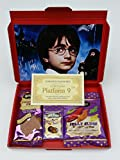 Harry Potter Gift Box Chocolate Frog Bertie Bott's Beans Jelly Slugs Sweets Child's Birthday Present Hogwarts Christmas Gift