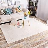 National Style Carpet Teppich, Teppich, Matte. Moderne minimalistische rechteckige Lange Haare Teppich Japanisch und Koreanisch (Farbe : Fresh Rice, größe : 160 * 230cm)