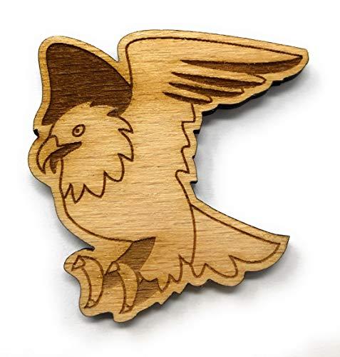 Neodym Kühlschrank Magnet Adler -