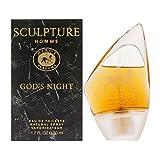 Nikos Sculpture-Homme God 's Night EDT, 1er Pack (1x 30ml)