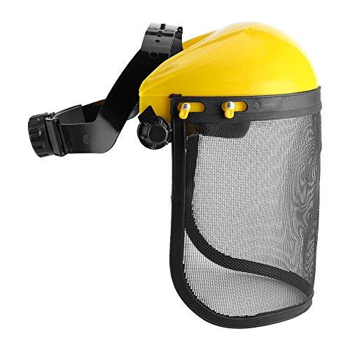 Protección facial con Visor transparente ajustable