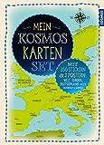 Mein KOSMOS Karten Set: 3 Poster + 350 Sticker: Welt,