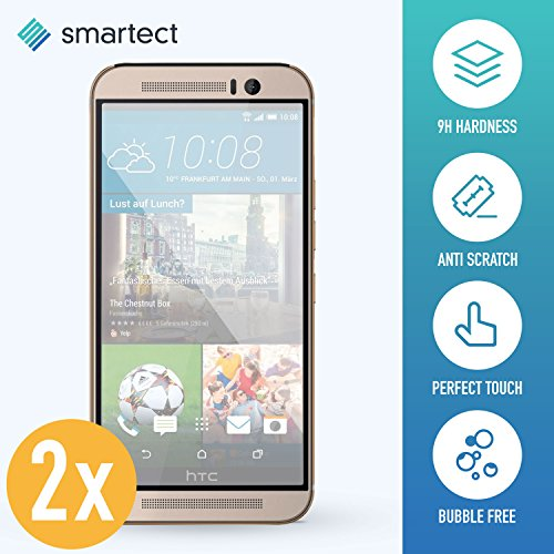 Smartect® TG2P_2Pack_HTC_One_M9