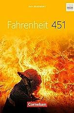 Cornelsen Senior English Library - Literatur: Ab 11. Schuljahr - Fahrenheit 451: Textband mit Annotationen